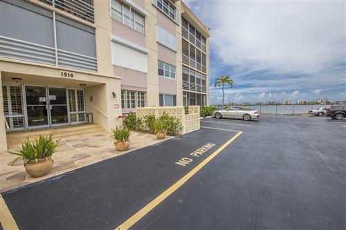 Photo of 1516 S Lakeside Drive #306, Lake Worth, FL 33460 (MLS # RX-10465476)