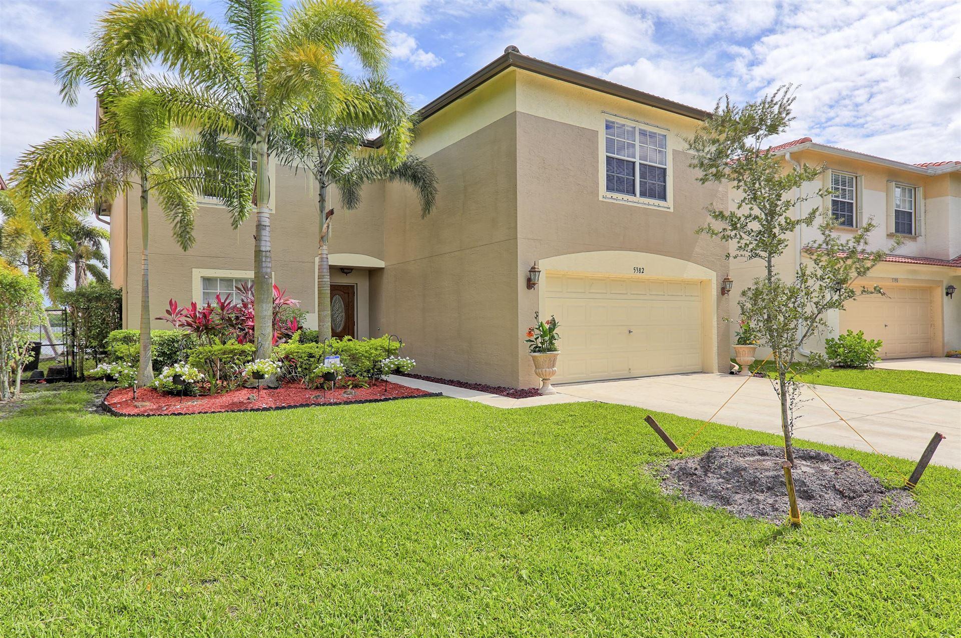 5382 Meadows Edge Drive, Lake Worth, FL 33463 - #: RX-10632476