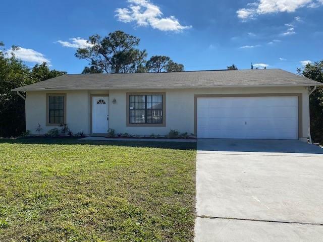 630 SW Hoffenberg Avenue, Port Saint Lucie, FL 34953 - #: RX-10684476