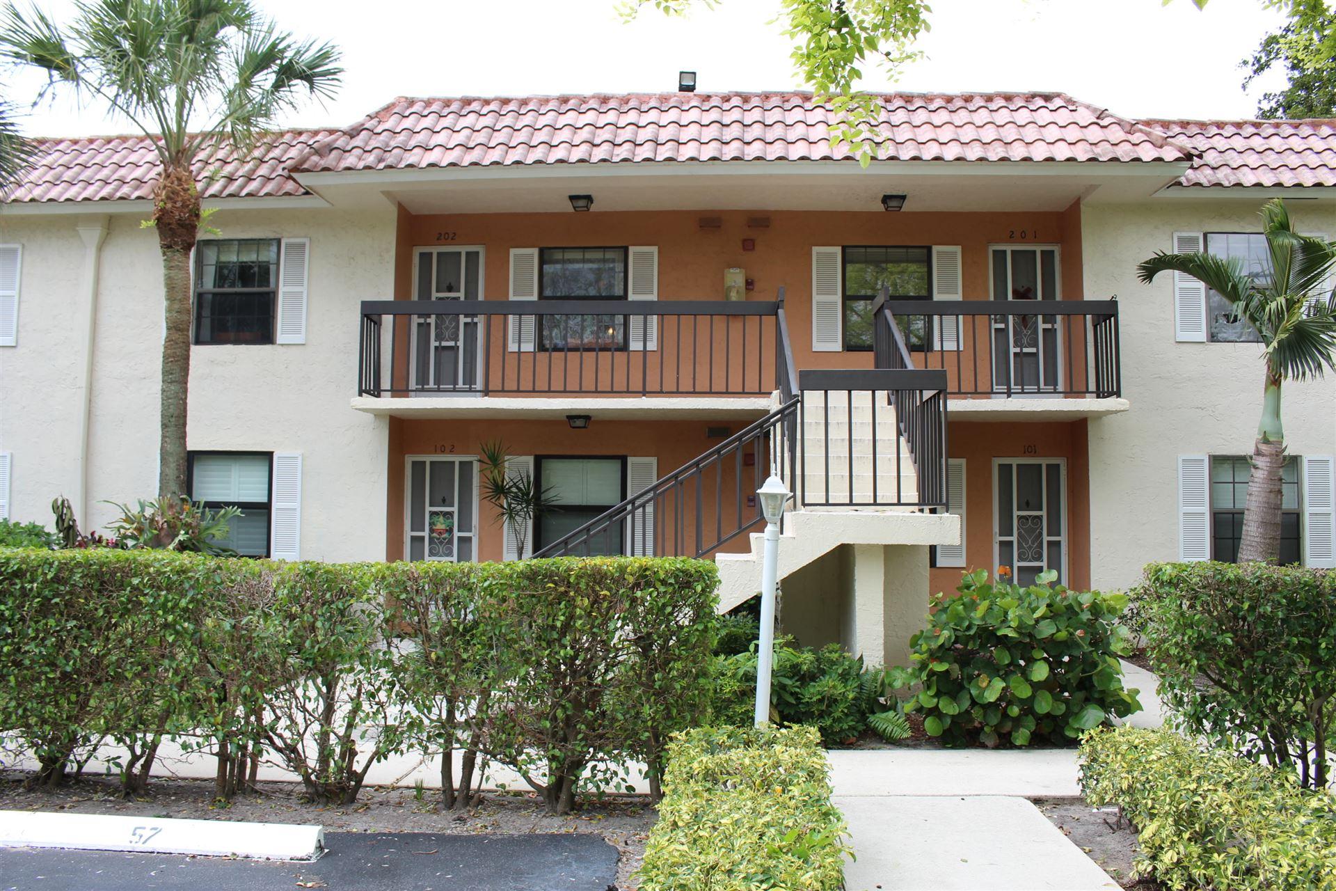 3000 Florida Boulevard #202-D, Delray Beach, FL 33483 - MLS#: RX-10709476