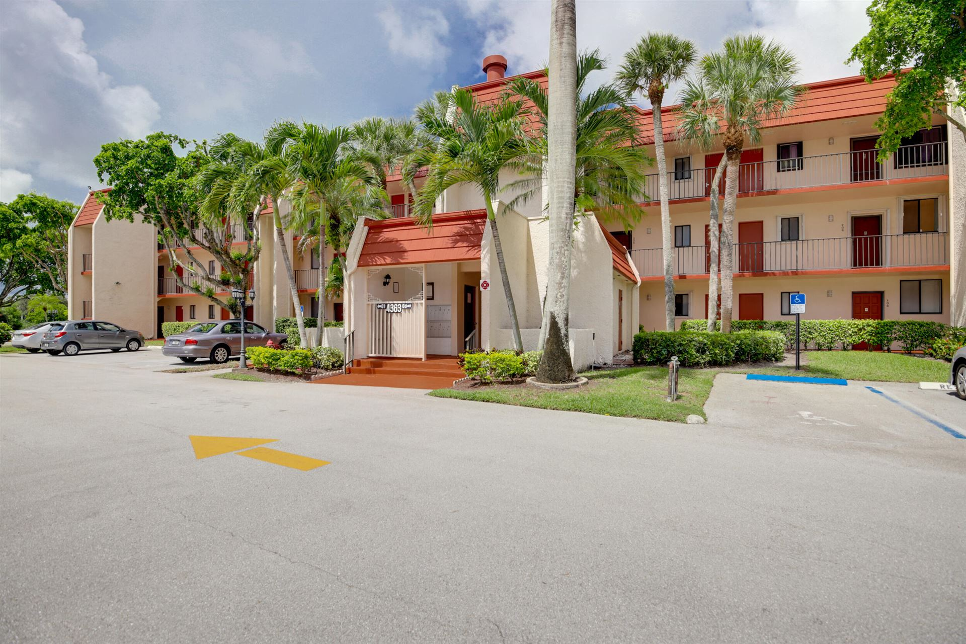 4363 Trevi Court #Unit 103, Lake Worth, FL 33467 - #: RX-10715476