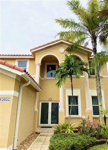 Photo of 15852 SW 61st Street, Miami, FL 33193 (MLS # RX-10716477)