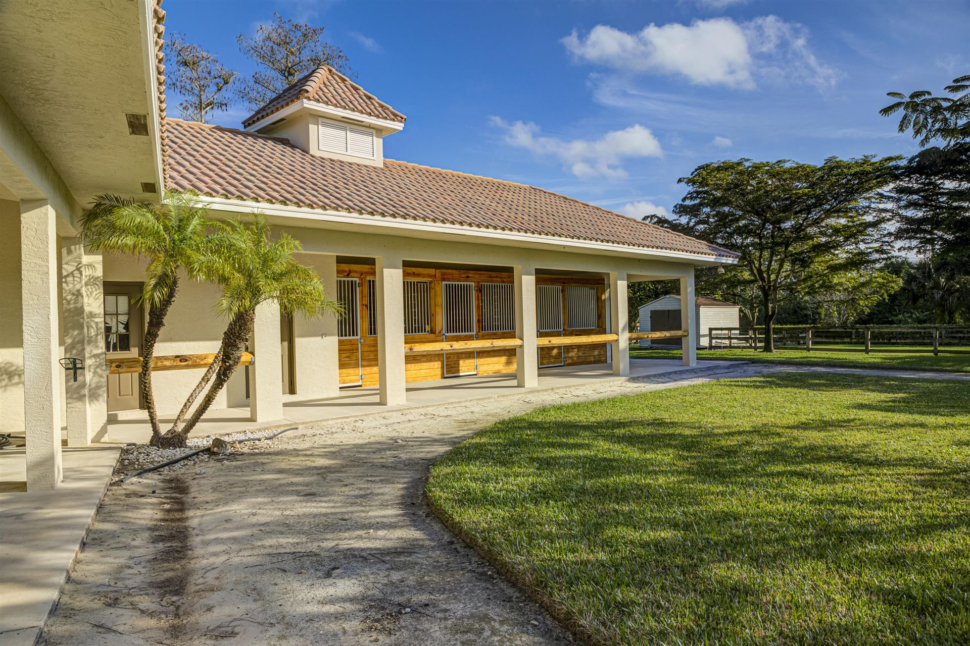 Photo of 1030 Clydesdale Drive, Loxahatchee, FL 33470 (MLS # RX-10637477)