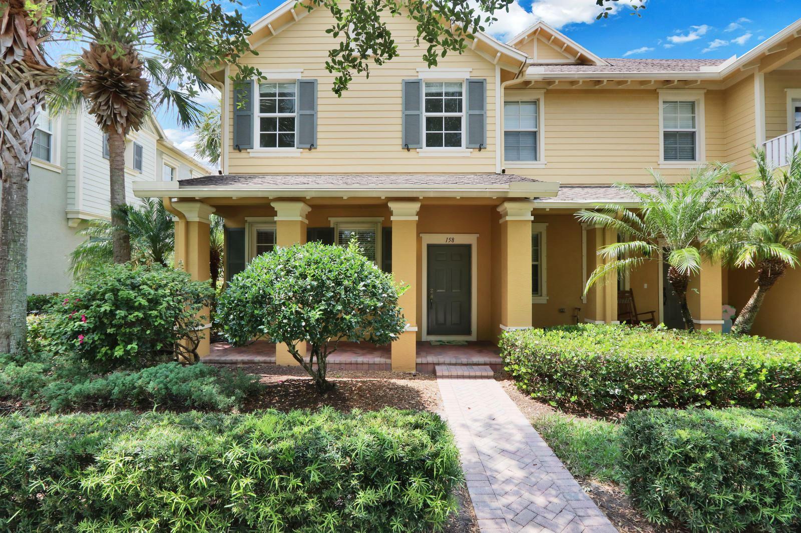 158 W Thatch Palm Circle, Jupiter, FL 33458 - MLS#: RX-10713477