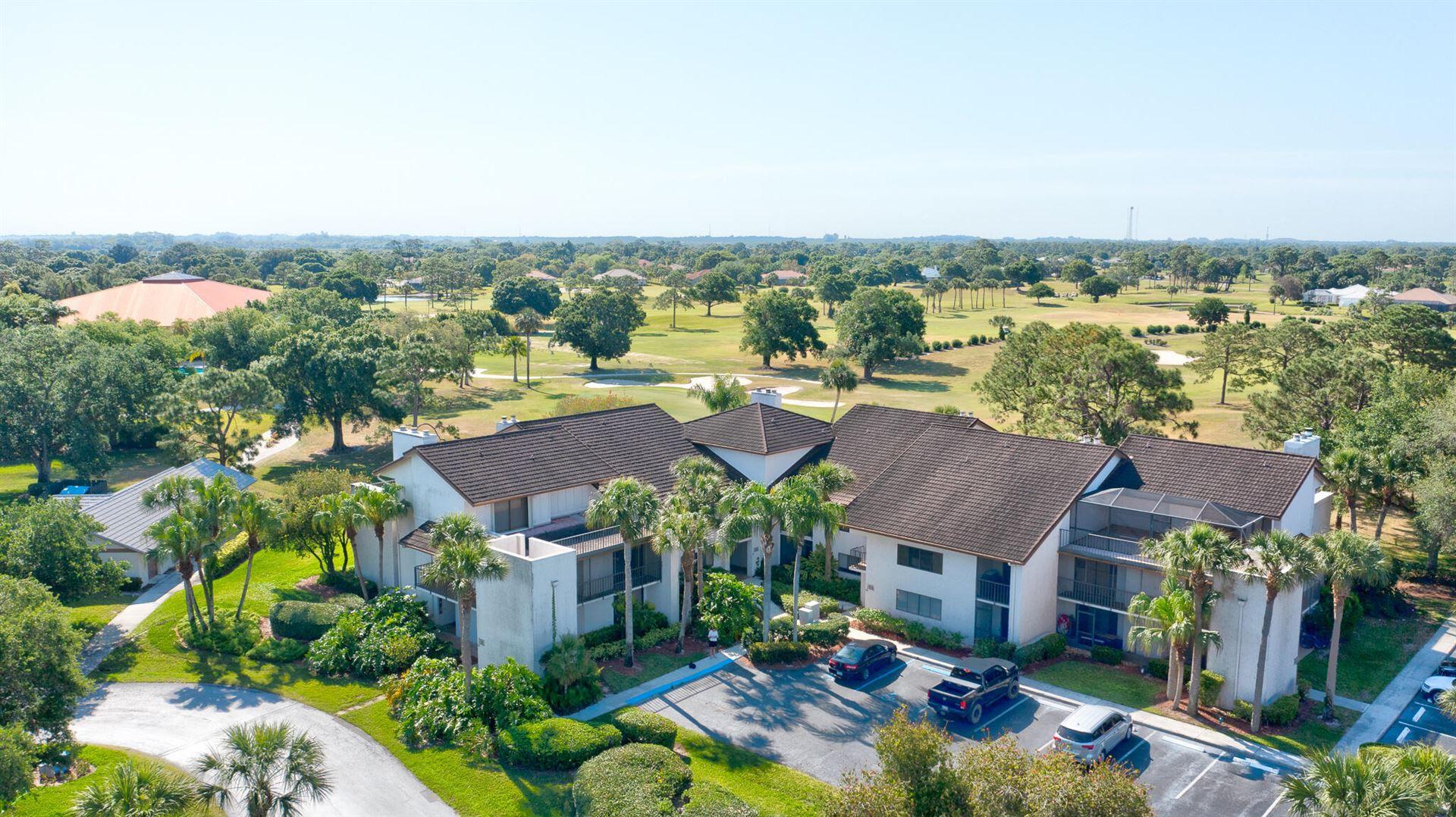 3400 Twin Lakes Terrace #204, Fort Pierce, FL 34951 - MLS#: RX-10743477