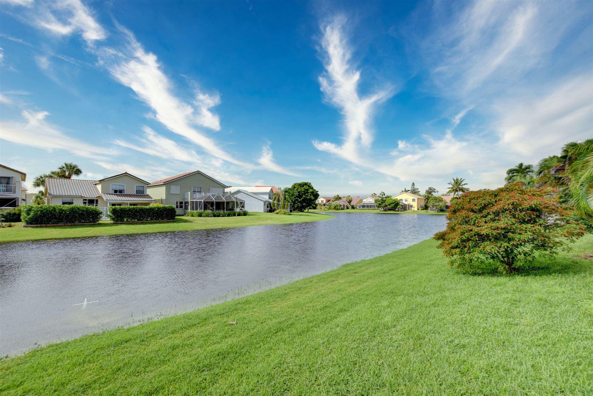 Photo of 18161 Clear Brook Circle, Boca Raton, FL 33498 (MLS # RX-10657478)