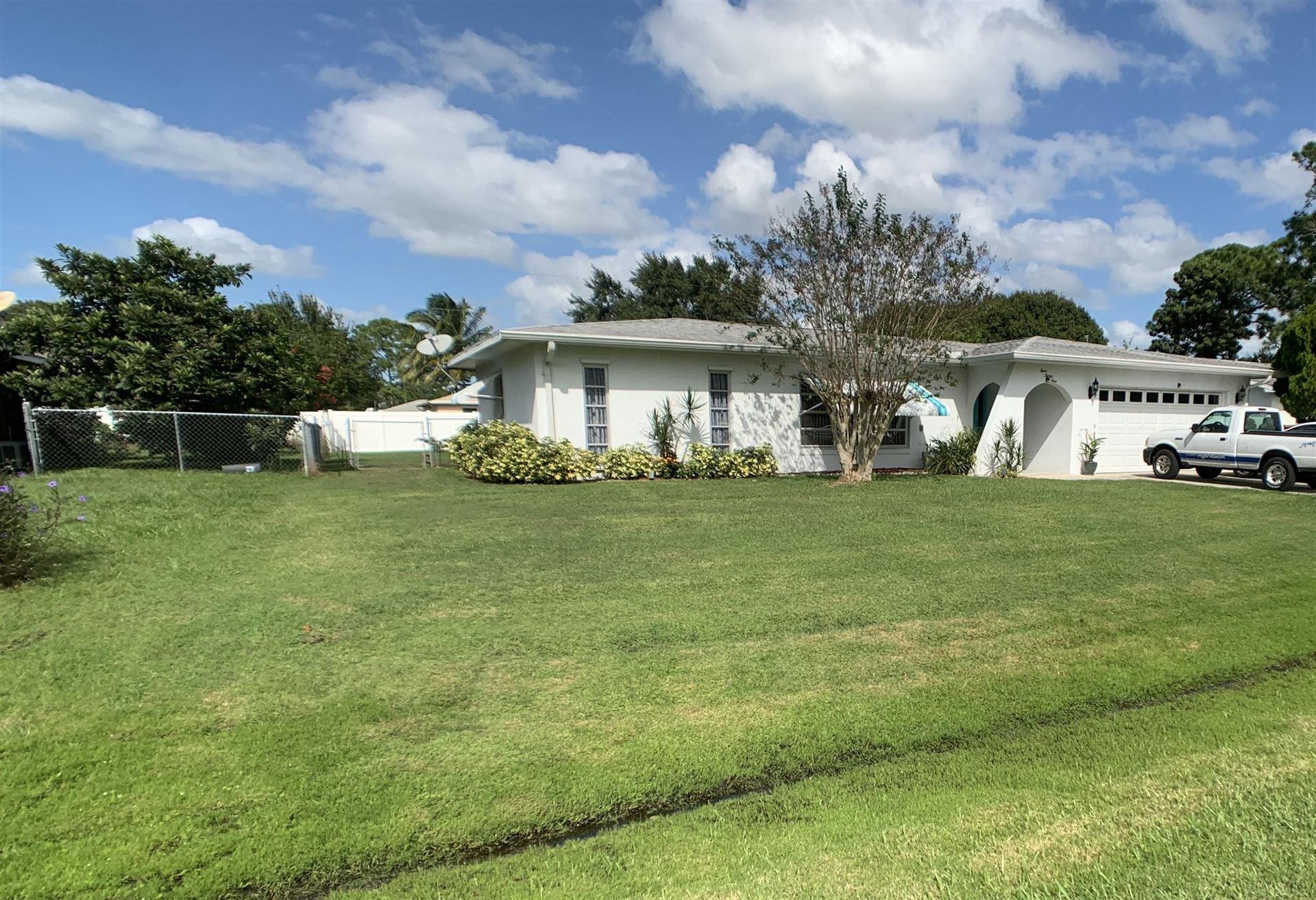 431 NW Riverside Drive, Port Saint Lucie, FL 34952 - #: RX-10668478