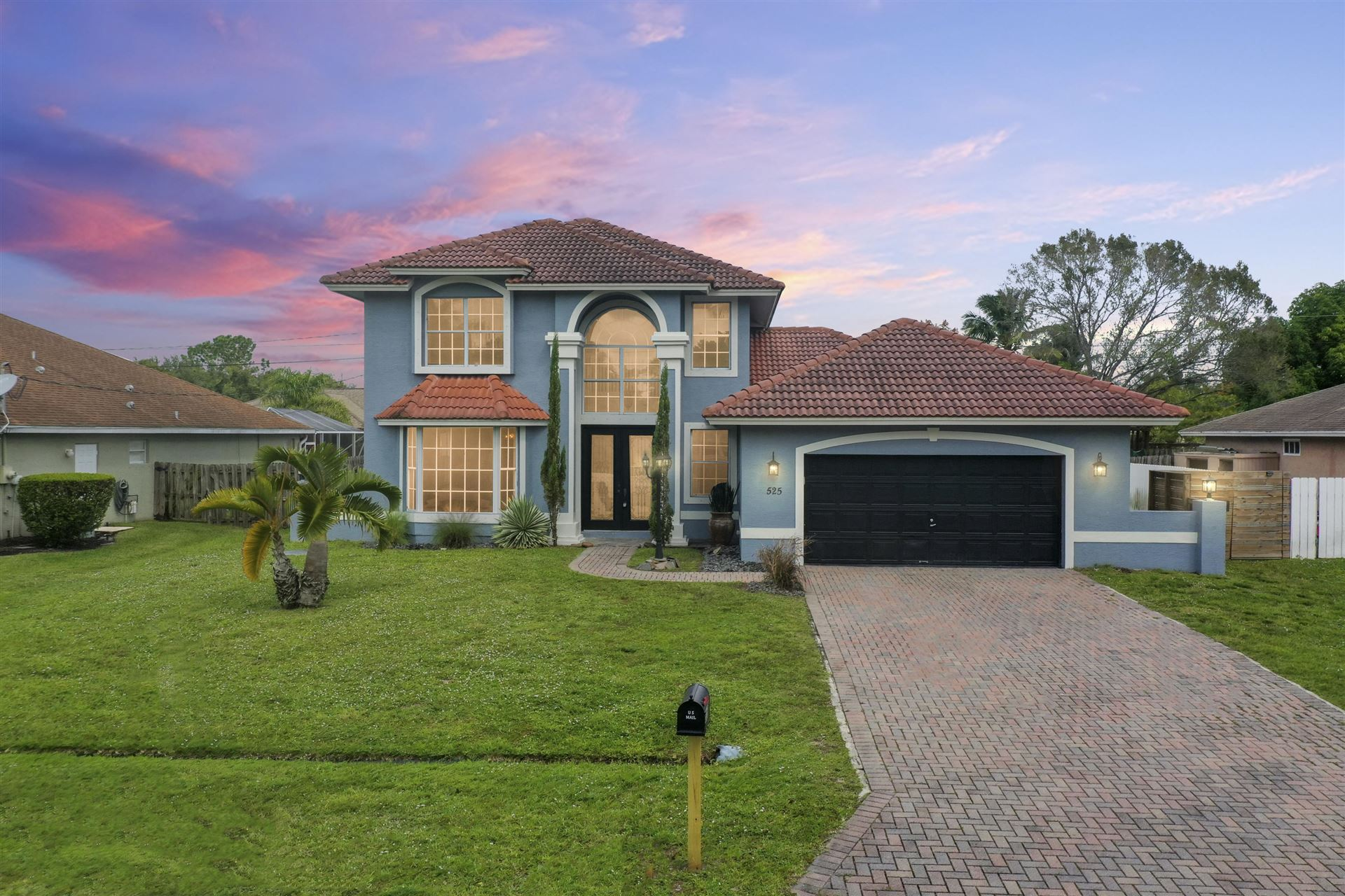 525 SW College Park Road, Port Saint Lucie, FL 34953 - #: RX-10669478