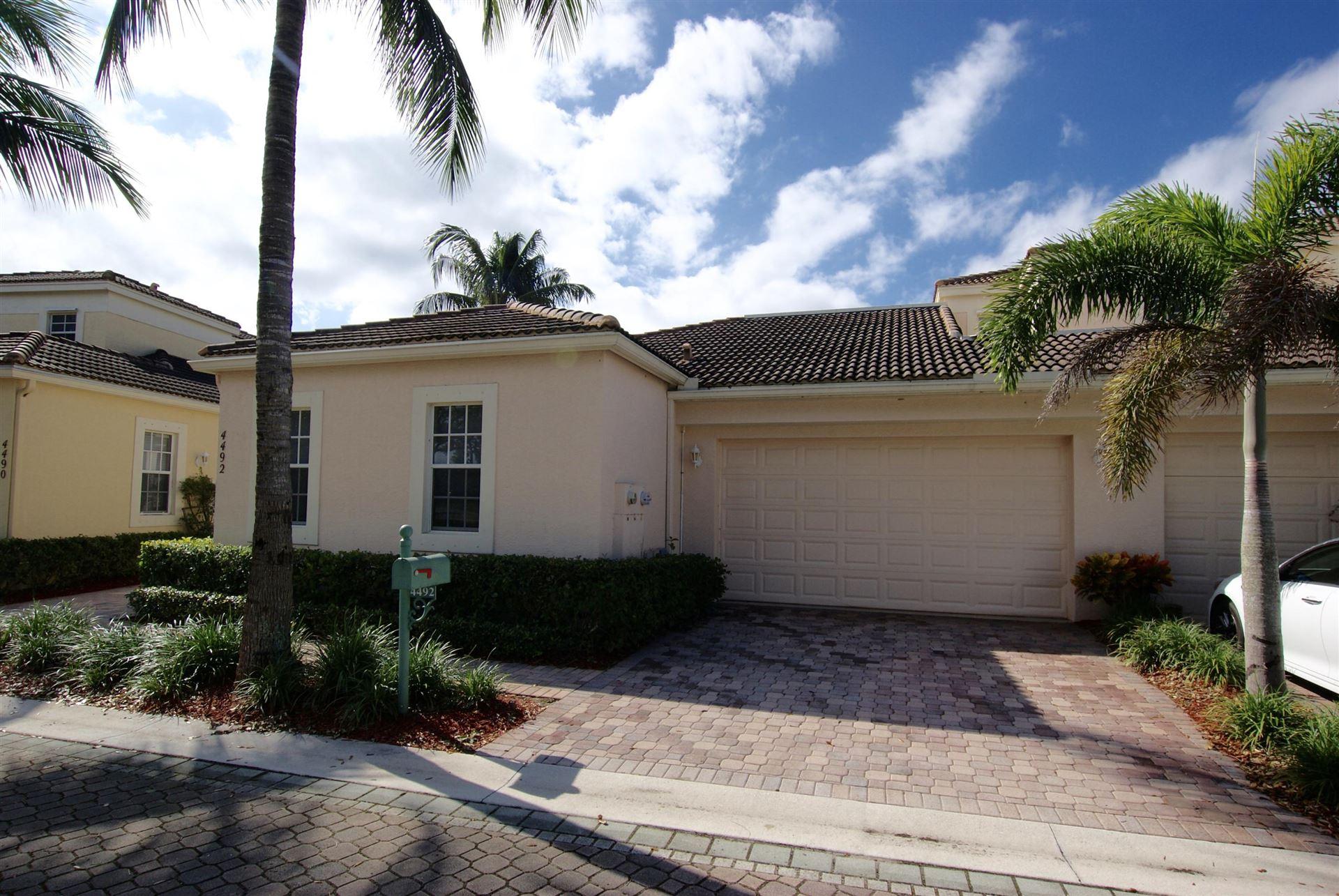 Photo of 4492 Hickory Drive, Palm Beach Gardens, FL 33418 (MLS # RX-10672478)