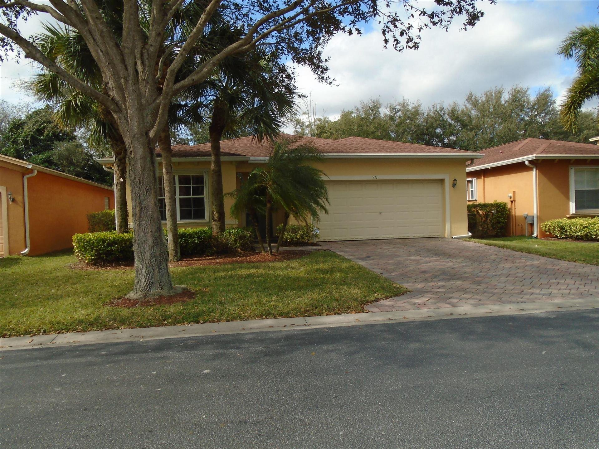 911 Fieldstone Way, West Palm Beach, FL 33413 - #: RX-10685478