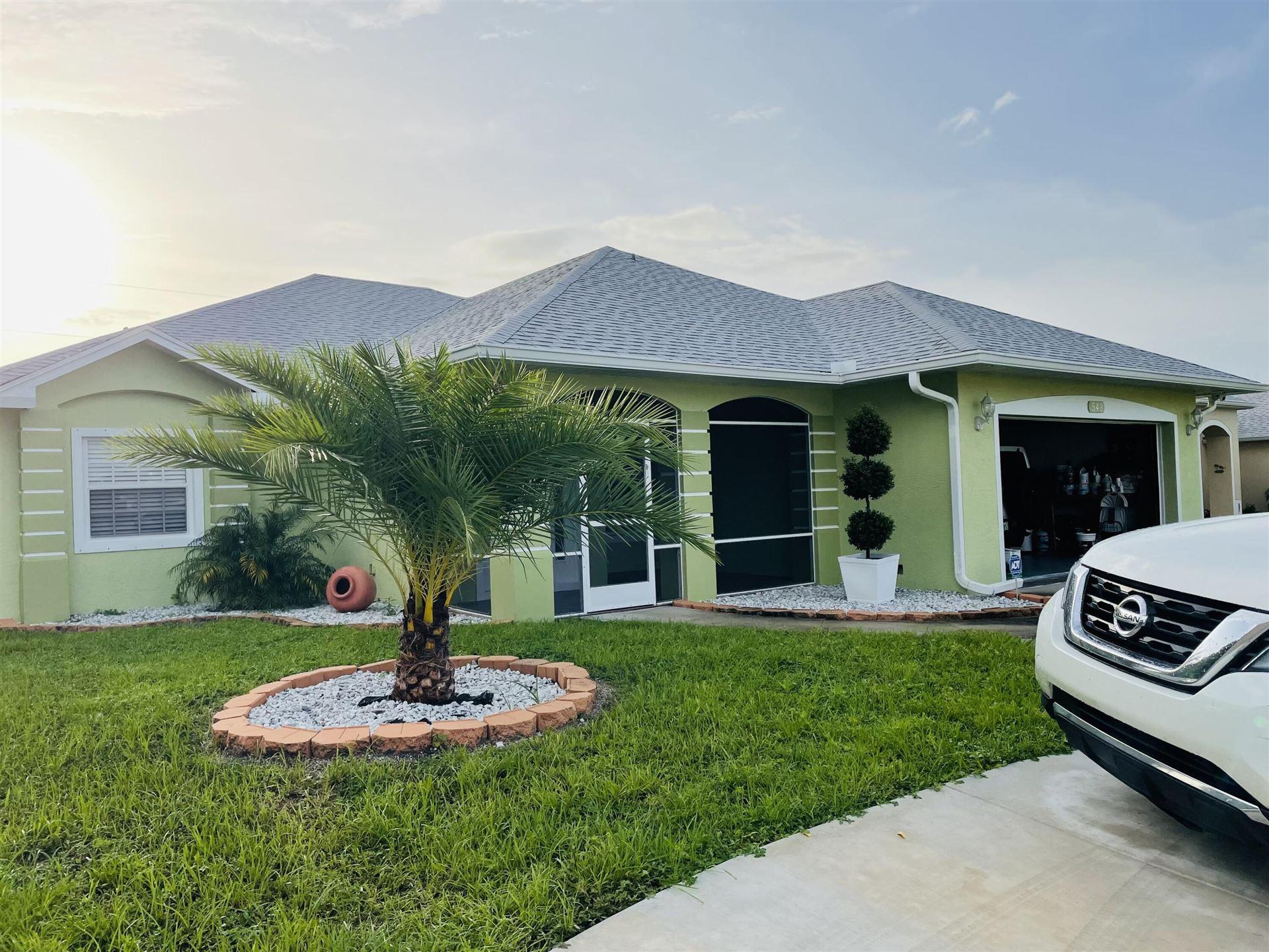 549 SW Undallo Road E, Port Saint Lucie, FL 34953 - #: RX-10740478