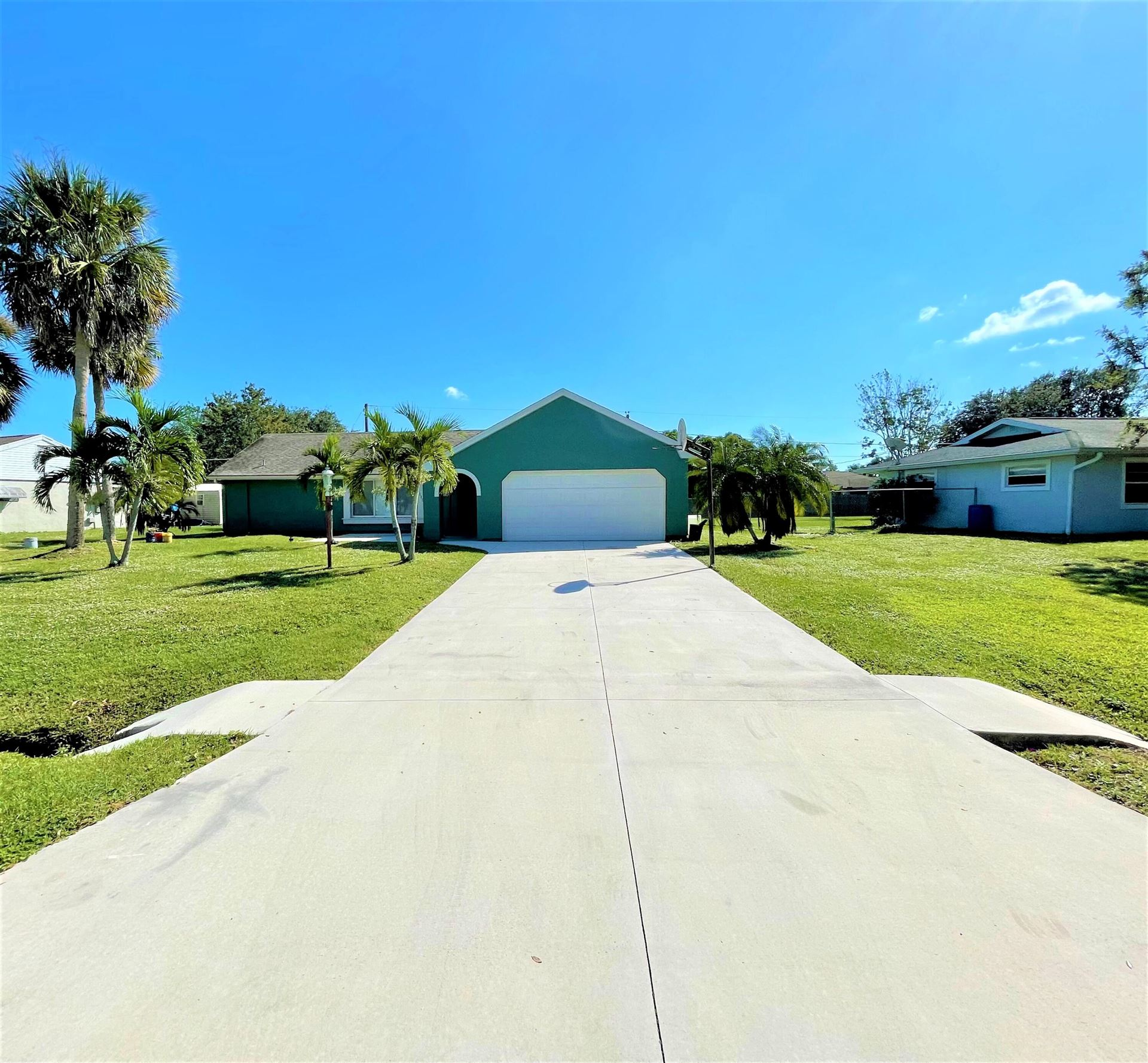 2115 SE Holland Street, Port Saint Lucie, FL 34952 - #: RX-10749478