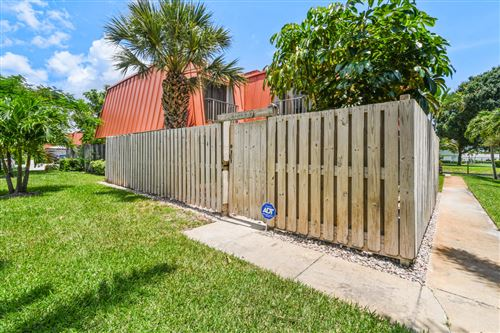 Photo of 3203 Gardens East Drive #B, Palm Beach Gardens, FL 33410 (MLS # RX-10633479)