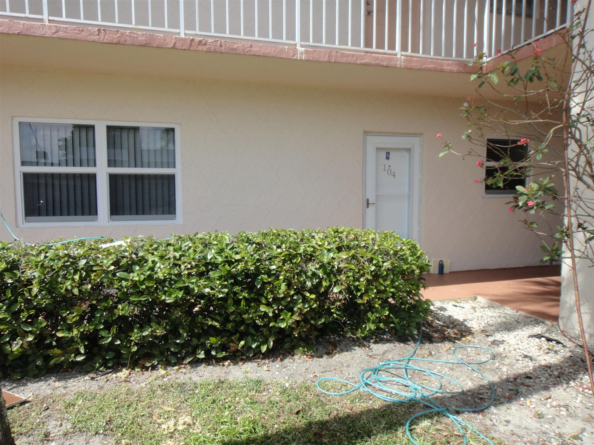 12021 W Greenway Drive #104, Royal Palm Beach, FL 33411 - MLS#: RX-10693479