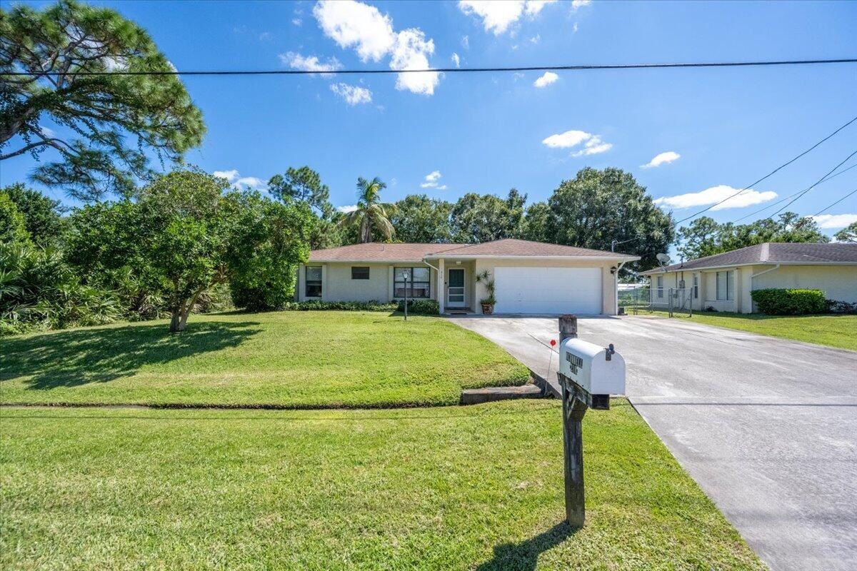 210 SW Voltair Terrace, Port Saint Lucie, FL 34953 - #: RX-10748479