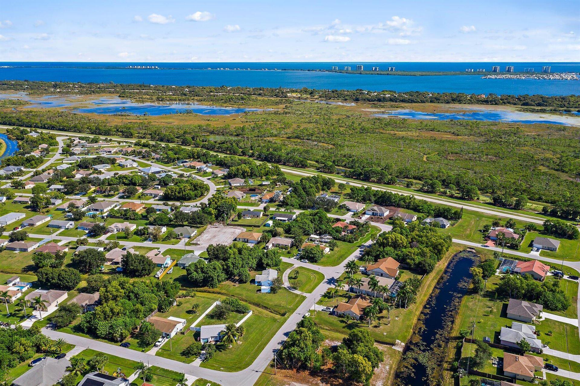 2222 SE Rock Springs Drive, Port Saint Lucie, FL 34952 - #: RX-10752479