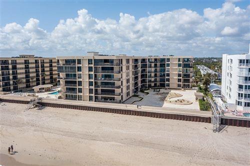 Photo of 3610 S Ocean Boulevard #311, South Palm Beach, FL 33480 (MLS # RX-10660480)