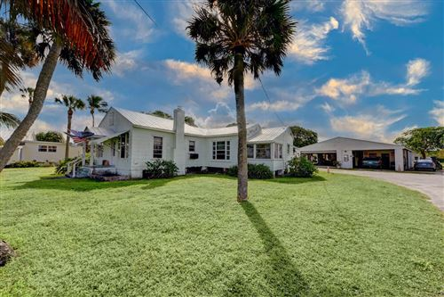 Photo of 4730 NE Indian River Drive, Jensen Beach, FL 34957 (MLS # RX-10734480)
