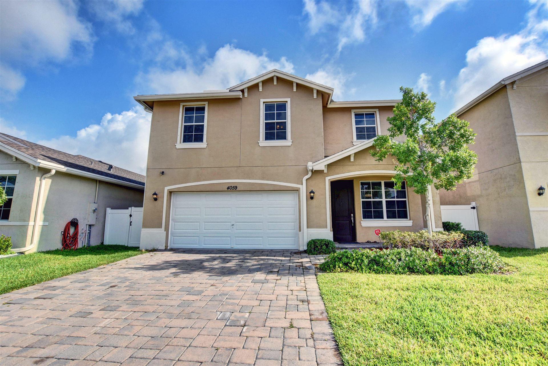 4059 Tomoka Drive, Lake Worth, FL 33462 - MLS#: RX-10713480