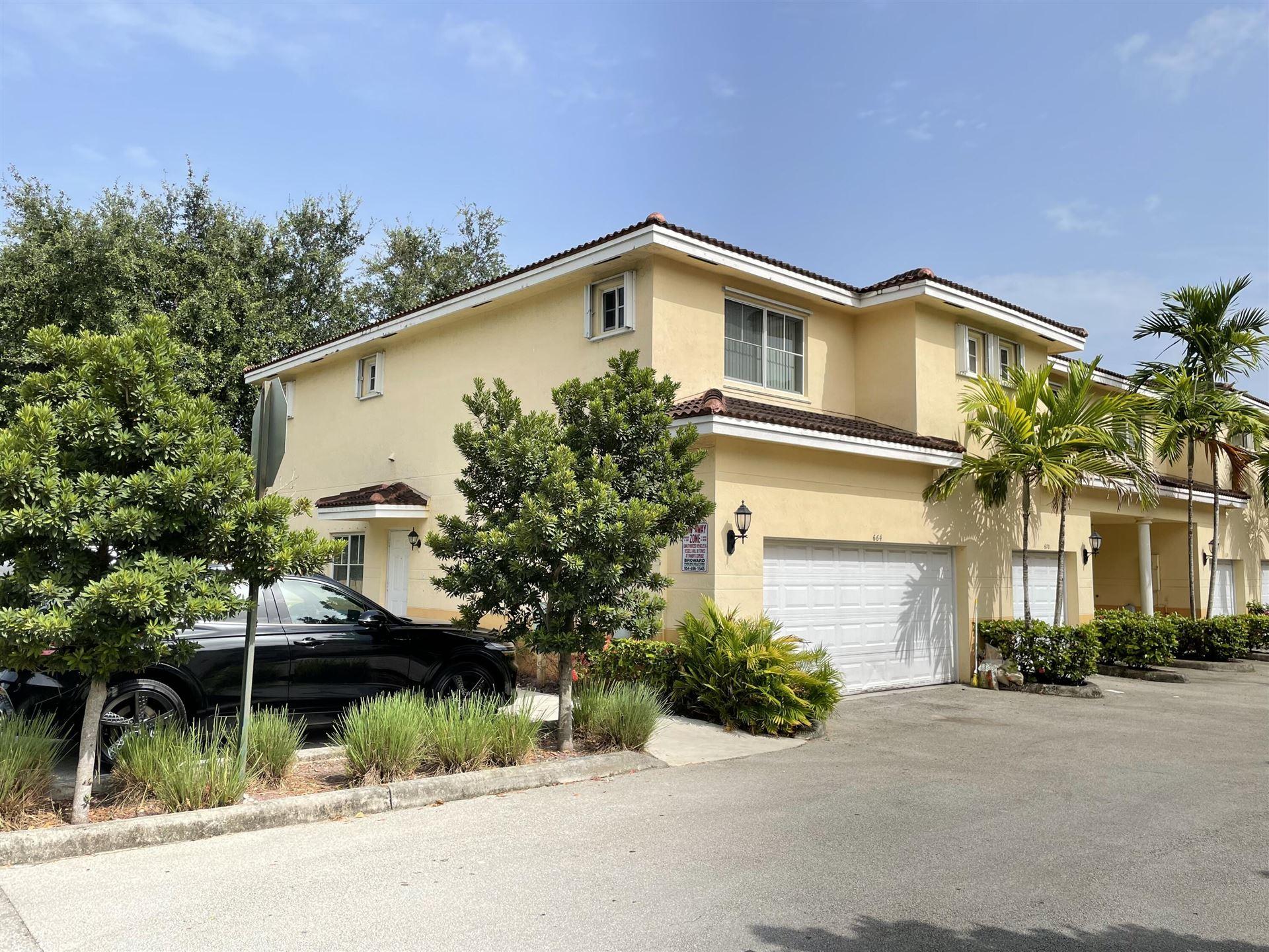 664 SW 6th Court, Pompano Beach, FL 33060 - MLS#: RX-10740480