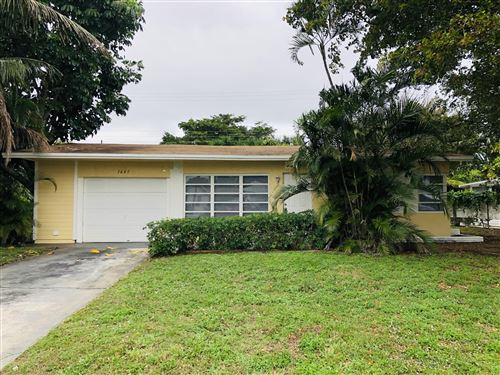 Photo of Listing MLS rx in 1641 NE 32nd Place Pompano Beach FL 33064