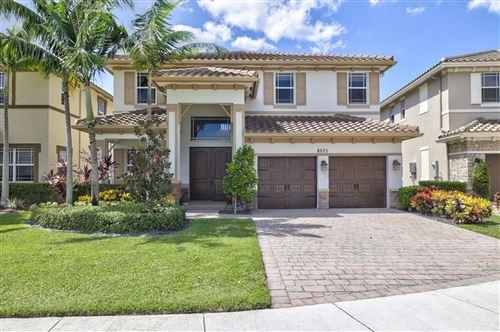 Photo of 8571 Lakeside Drive, Parkland, FL 33076 (MLS # RX-10748481)