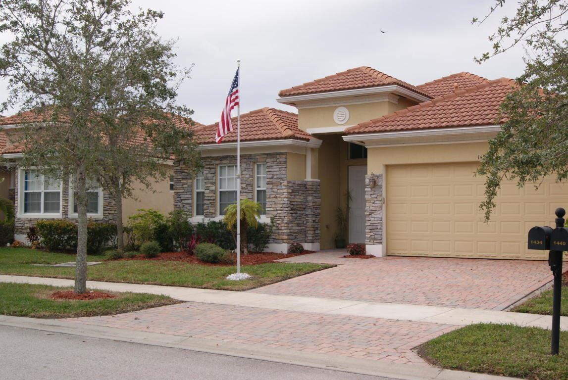 1434 NW Leonardo Circle, Port Saint Lucie, FL 34986 - #: RX-10638481