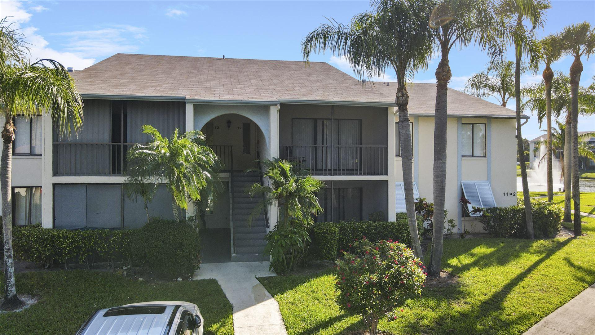 1102 Green Pine Boulevard #H2, West Palm Beach, FL 33409 - MLS#: RX-10729481
