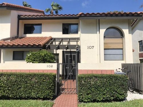 Photo of 10215 N Circle Lake Drive #102, Boynton Beach, FL 33437 (MLS # RX-10707482)
