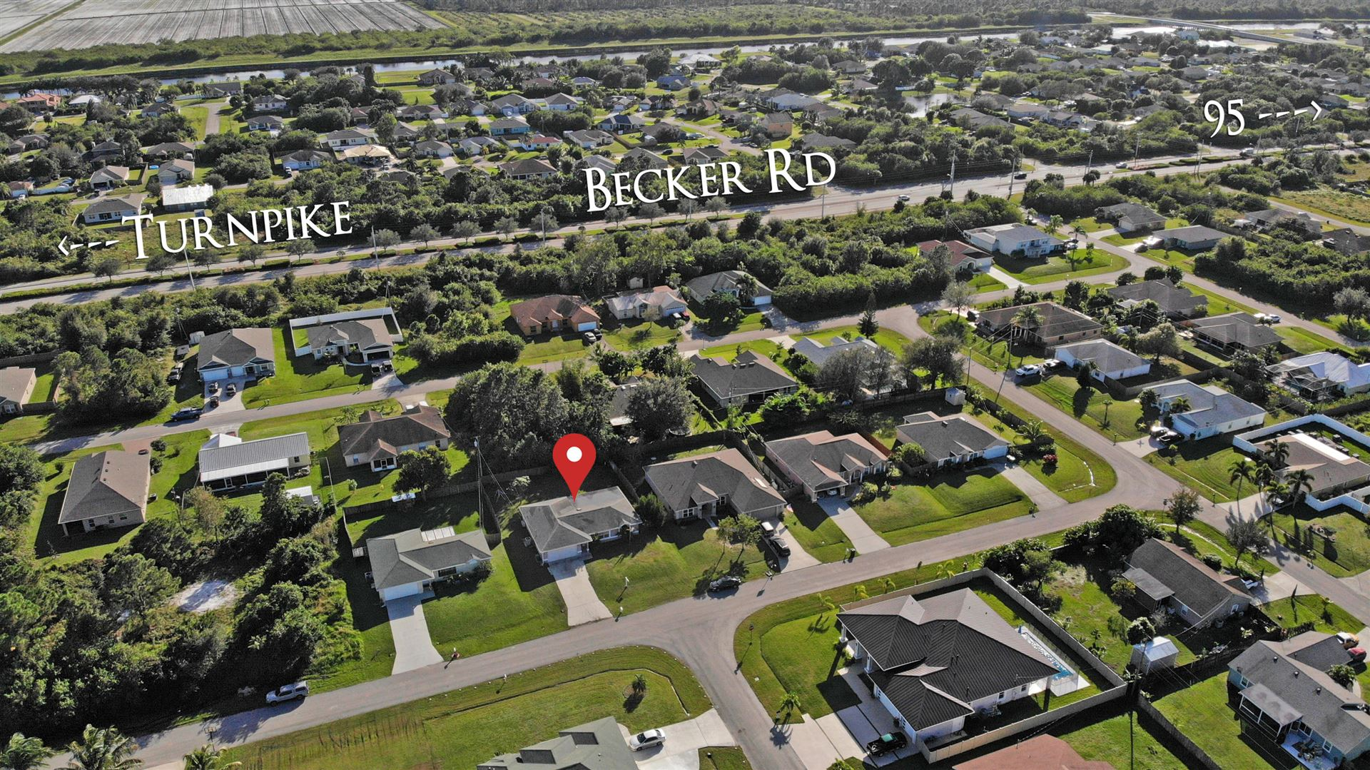 Photo of 560 SW Ryder Road, Port Saint Lucie, FL 34953 (MLS # RX-10674482)