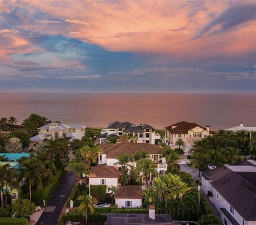 Photo of 710 N Ocean Boulevard, Delray Beach, FL 33483 (MLS # RX-10664483)