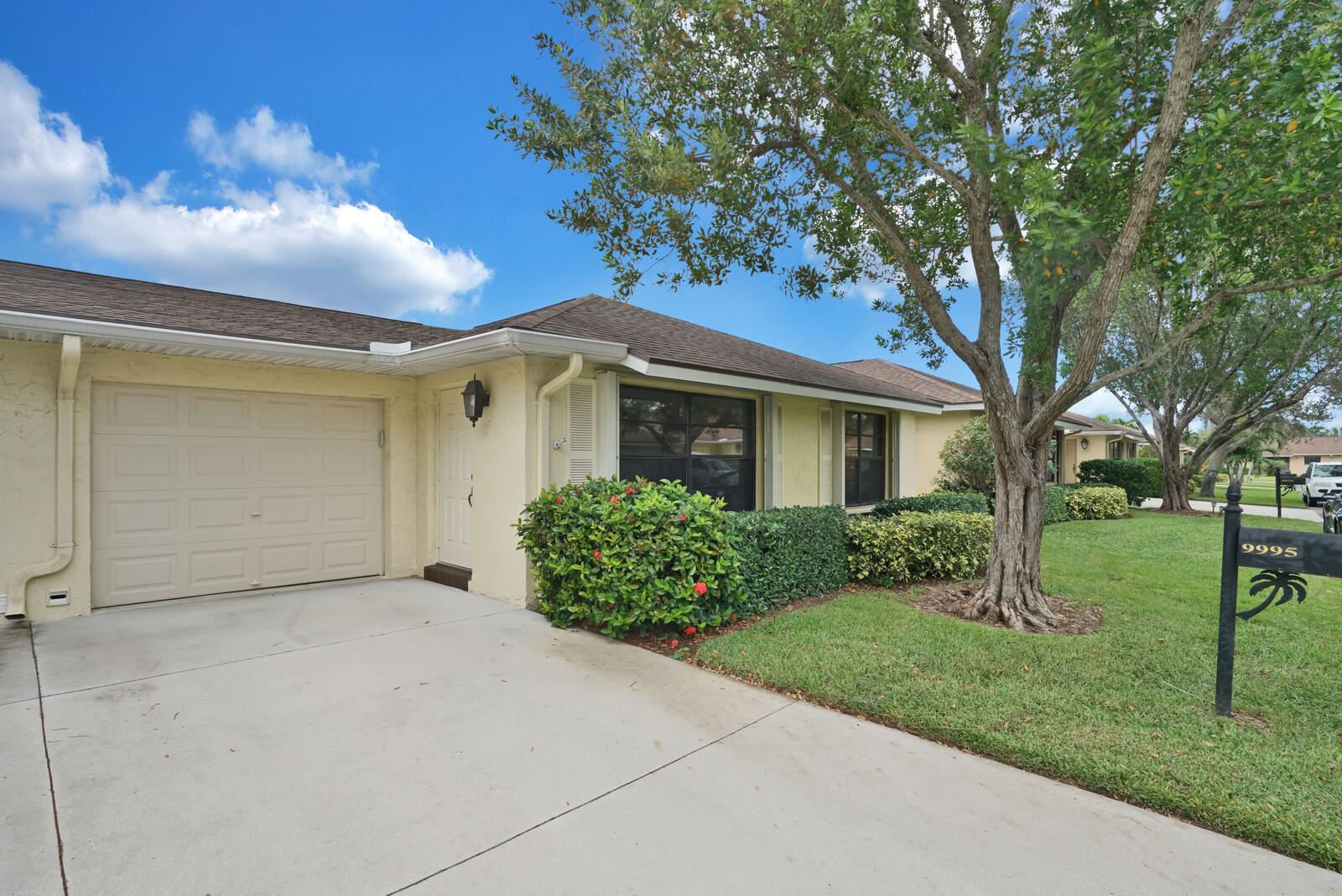 Photo of 9995 Ligustrum Tree Way #B, Boynton Beach, FL 33436 (MLS # RX-10674483)
