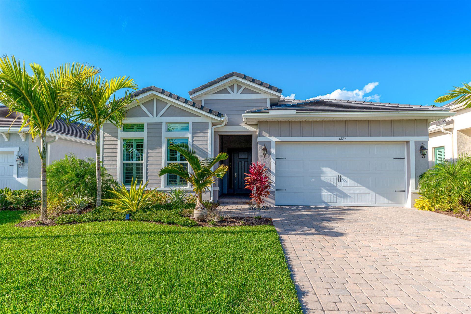 4672 SW Millbrook Lane, Stuart, FL 34997 - #: RX-10695483