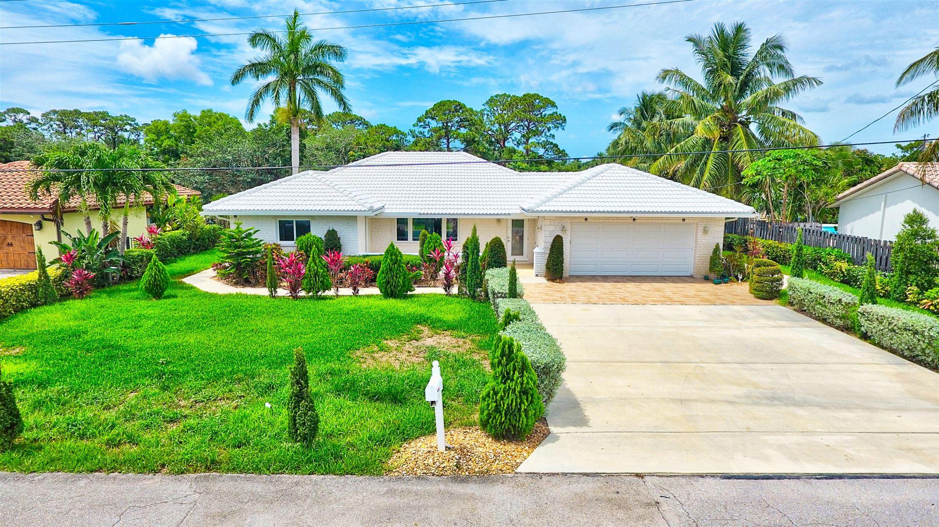 Photo of 2036 Sharon Street, Boca Raton, FL 33428 (MLS # RX-10726483)