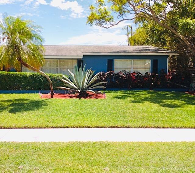 1411 Lake Bass Drive, Lake Worth, FL 33461 - #: RX-10730483