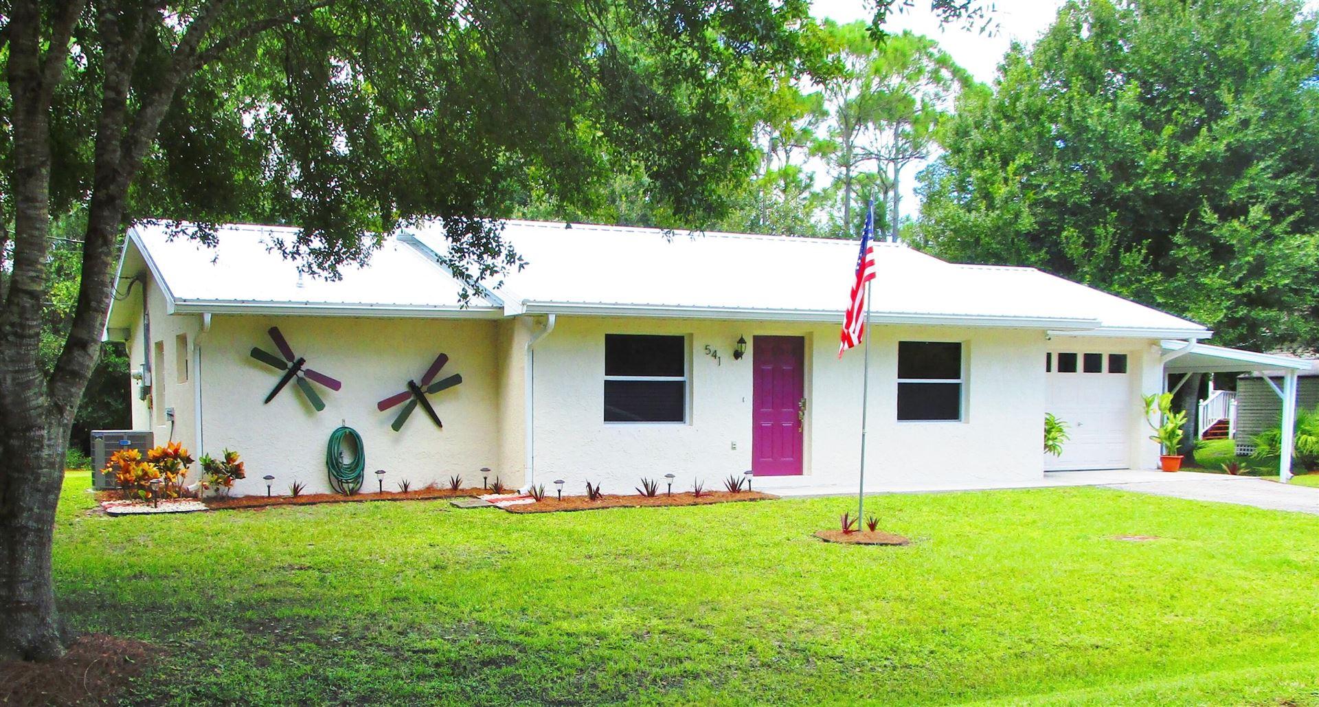 541 SE 35th Terrace, Okeechobee, FL 34974 - MLS#: RX-10745483