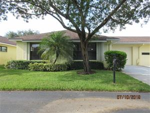 Photo of 4230 Mango Tree Court #A, Boynton Beach, FL 33436 (MLS # RX-10567484)