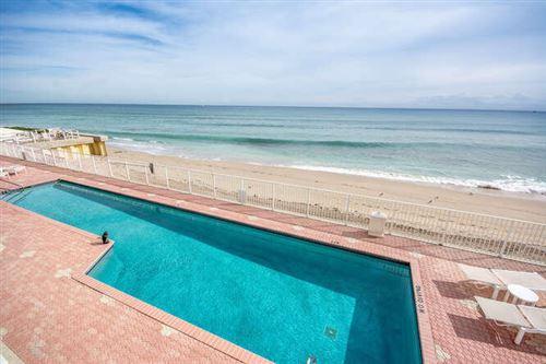 Photo of 3600 S Ocean Boulevard #101, South Palm Beach, FL 33480 (MLS # RX-10727484)