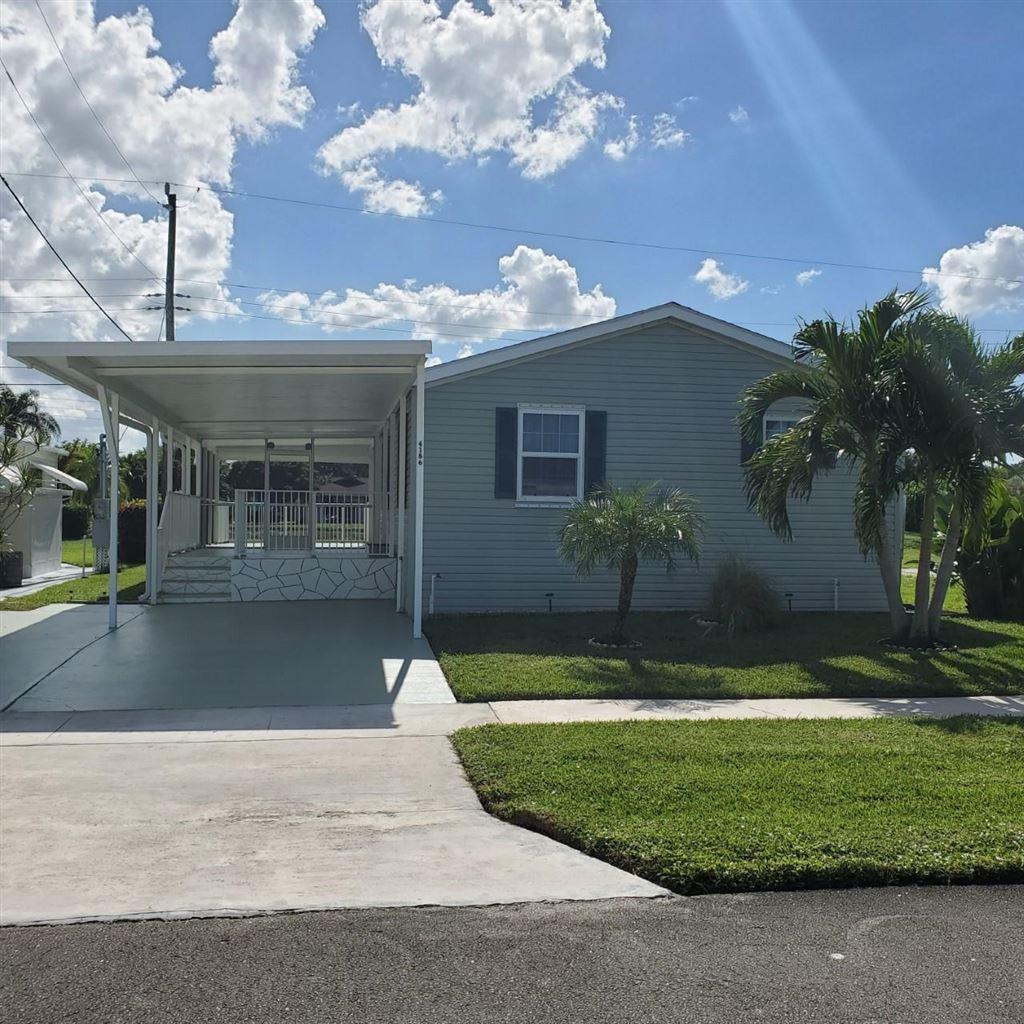4186 Bobwhite Drive, Boynton Beach, FL 33436 - #: RX-10578484