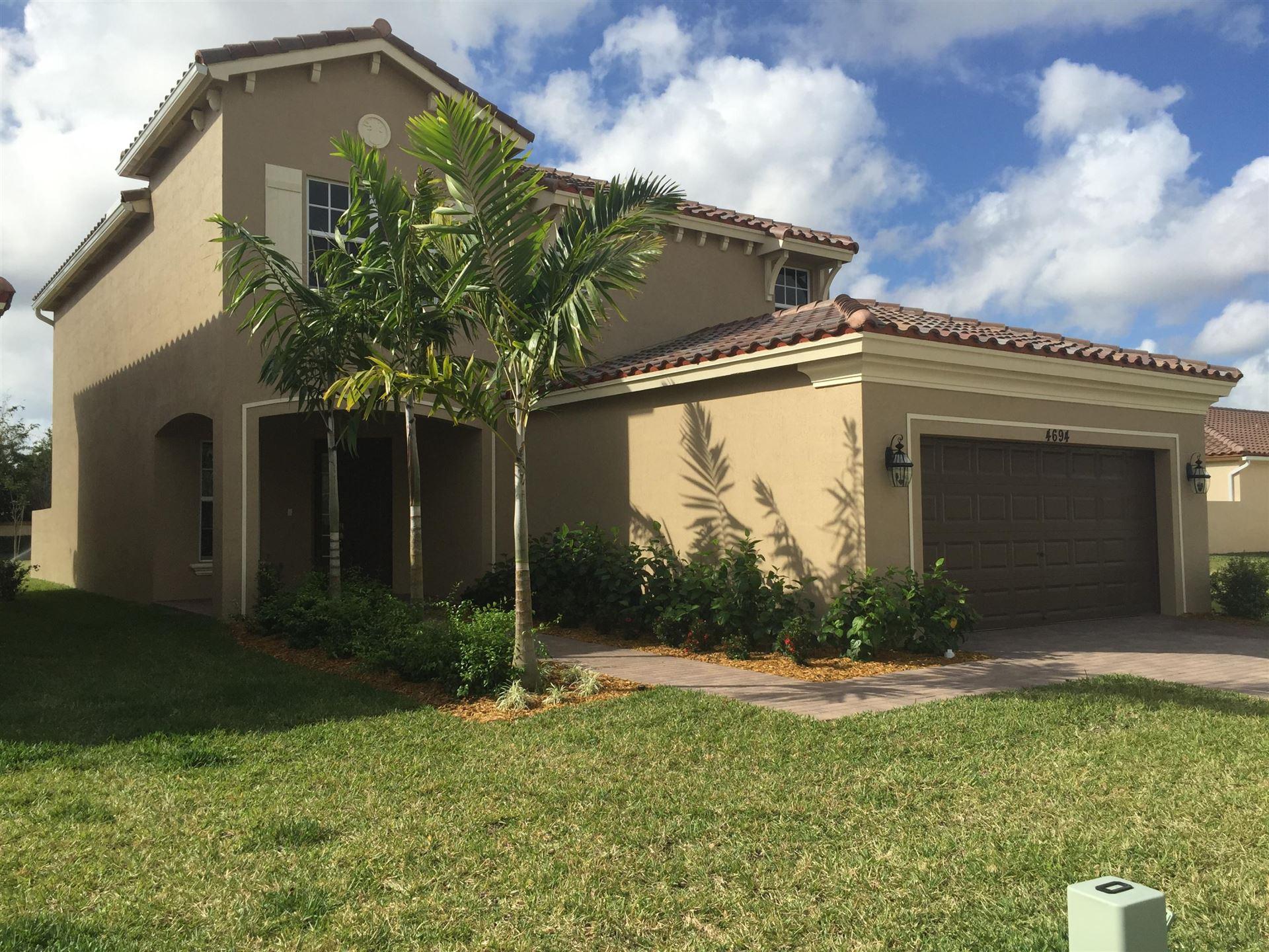 4694 Capital Drive, Lake Worth, FL 33463 - #: RX-10635484