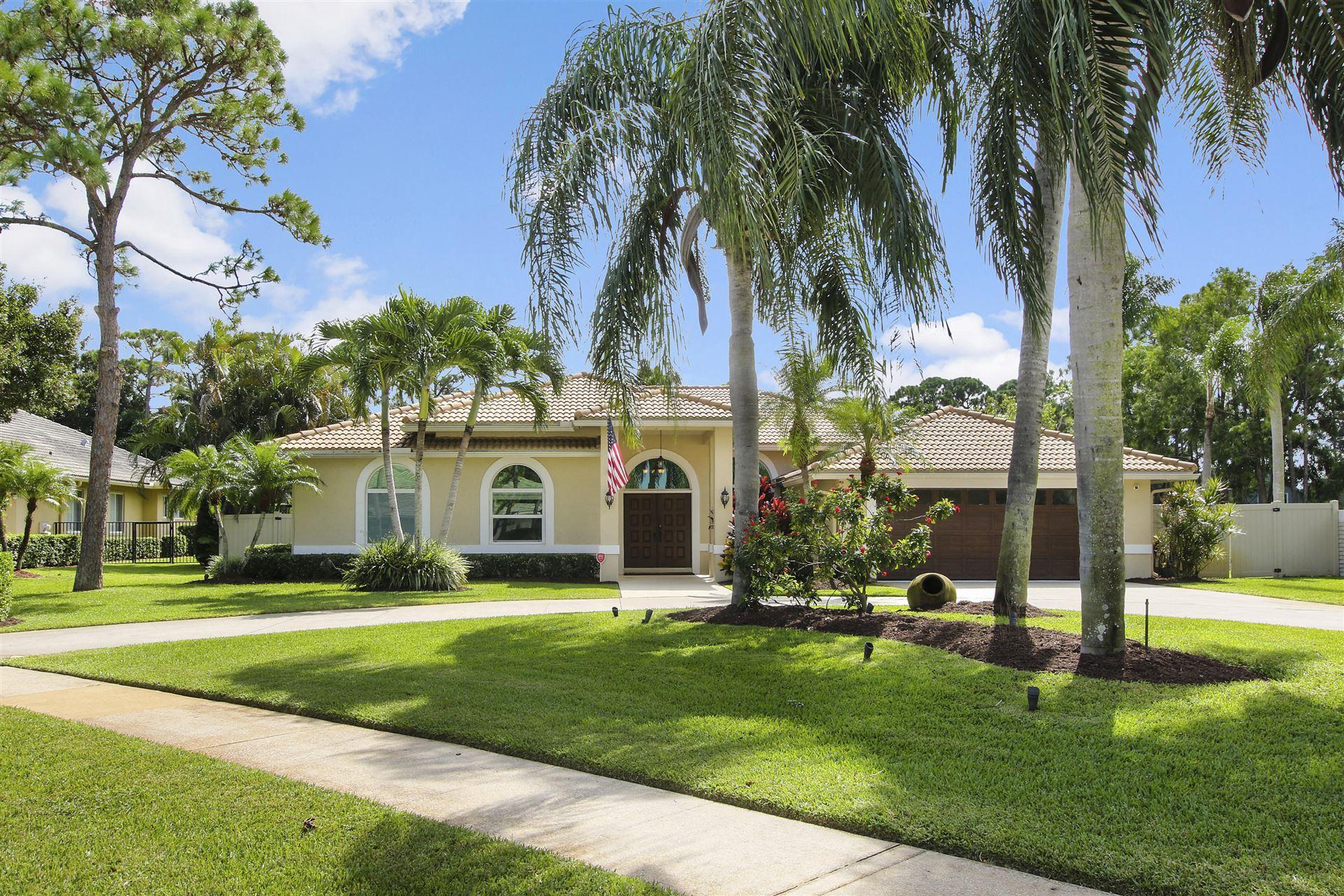 6072 Fountain Palm Drive, Jupiter, FL 33458 - MLS#: RX-10663484