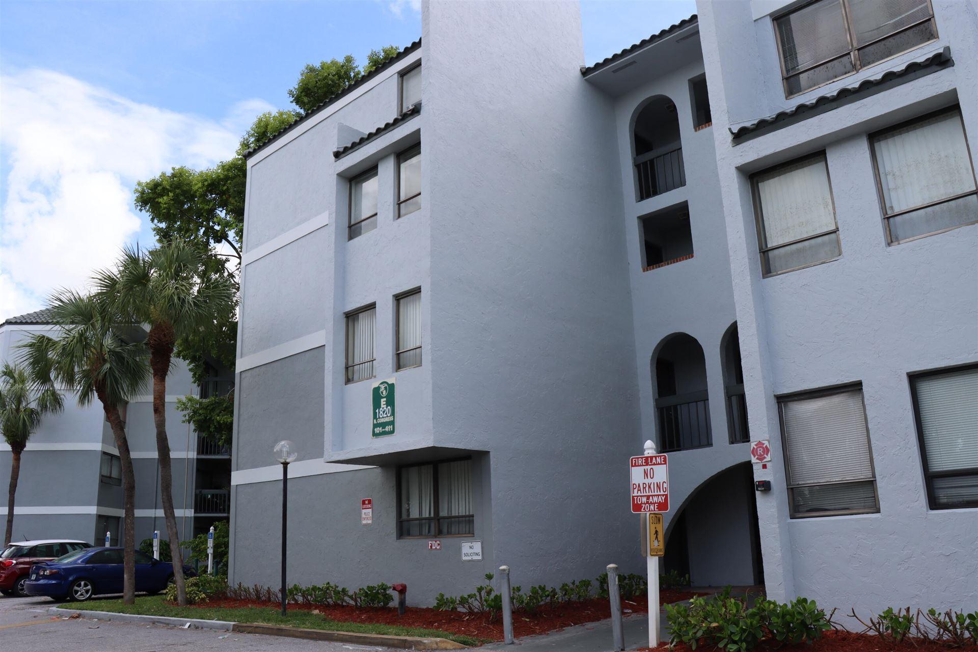 1820 N Congress Avenue #101, West Palm Beach, FL 33401 - MLS#: RX-10687484