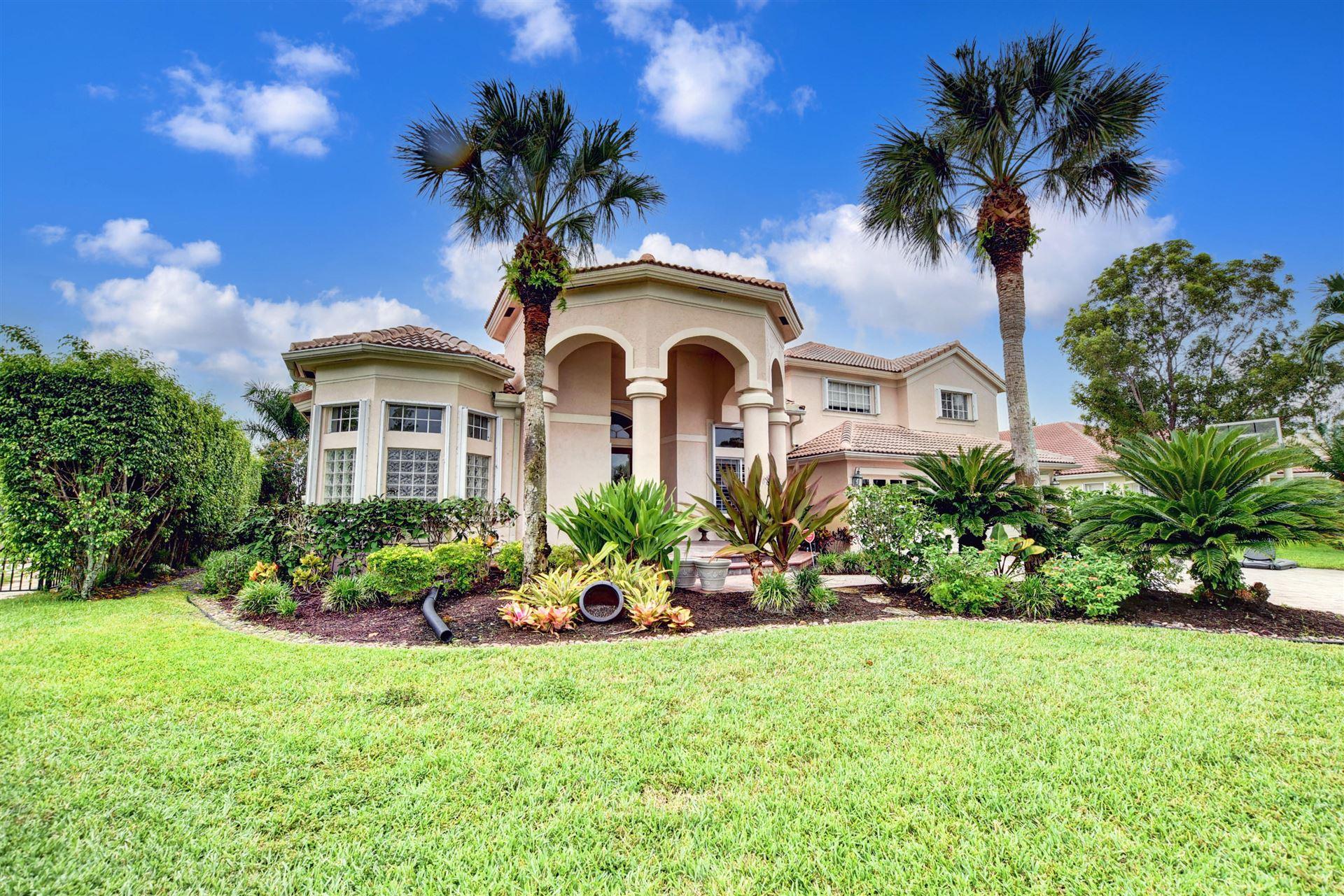 15740 Cedar Grove Lane, Wellington, FL 33414 - #: RX-10736484