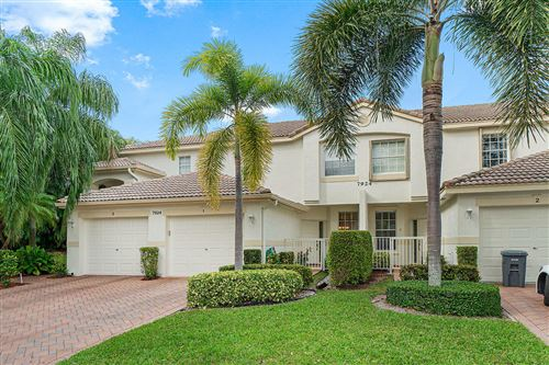 Photo of Listing MLS rx in 7924 Laina Lane #1 Boynton Beach FL 33437