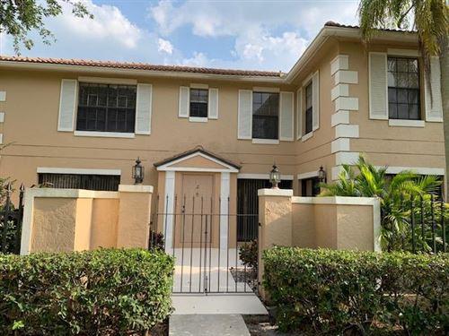 Photo of 357 Prestwick 2 Circle #2, Palm Beach Gardens, FL 33418 (MLS # RX-10656485)