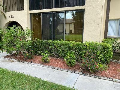 432 Pine Glen Lane #B-1, Greenacres, FL 33463 - #: RX-10654485
