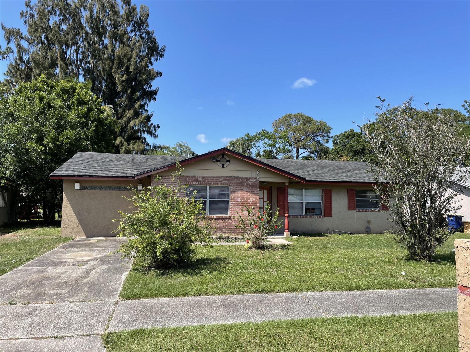 3208 Hibiscus Avenue, Fort Pierce, FL 34947 - MLS#: RX-10713485