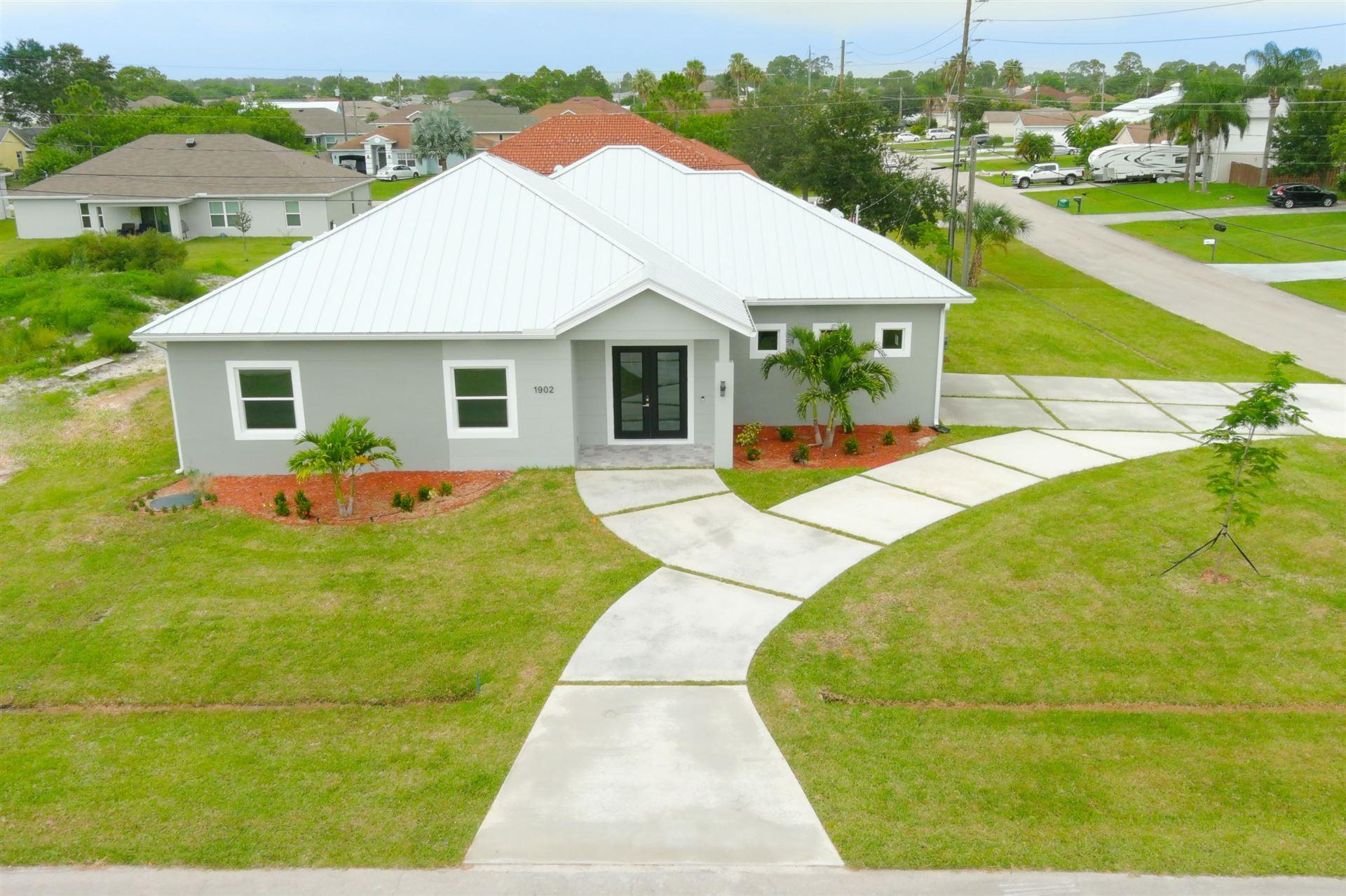 1902 SW Guernsey Street, Port Saint Lucie, FL 34987 - #: RX-10732485