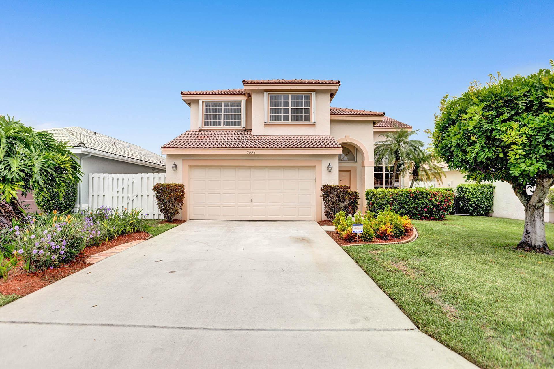 7053 Davit Circle, Lake Worth, FL 33467 - MLS#: RX-10752485