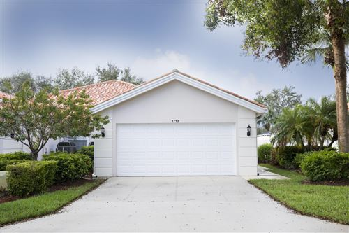 Photo of 1712 SW Shady Lakes Terrace, Palm City, FL 34990 (MLS # RX-10595486)